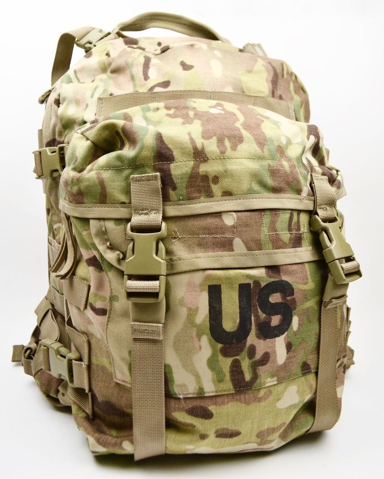 af6781d12c4a USGI ARMY MULTICAM OCP ASSAULT PACK 3 DAY BACKPACK - Orbital Tactical