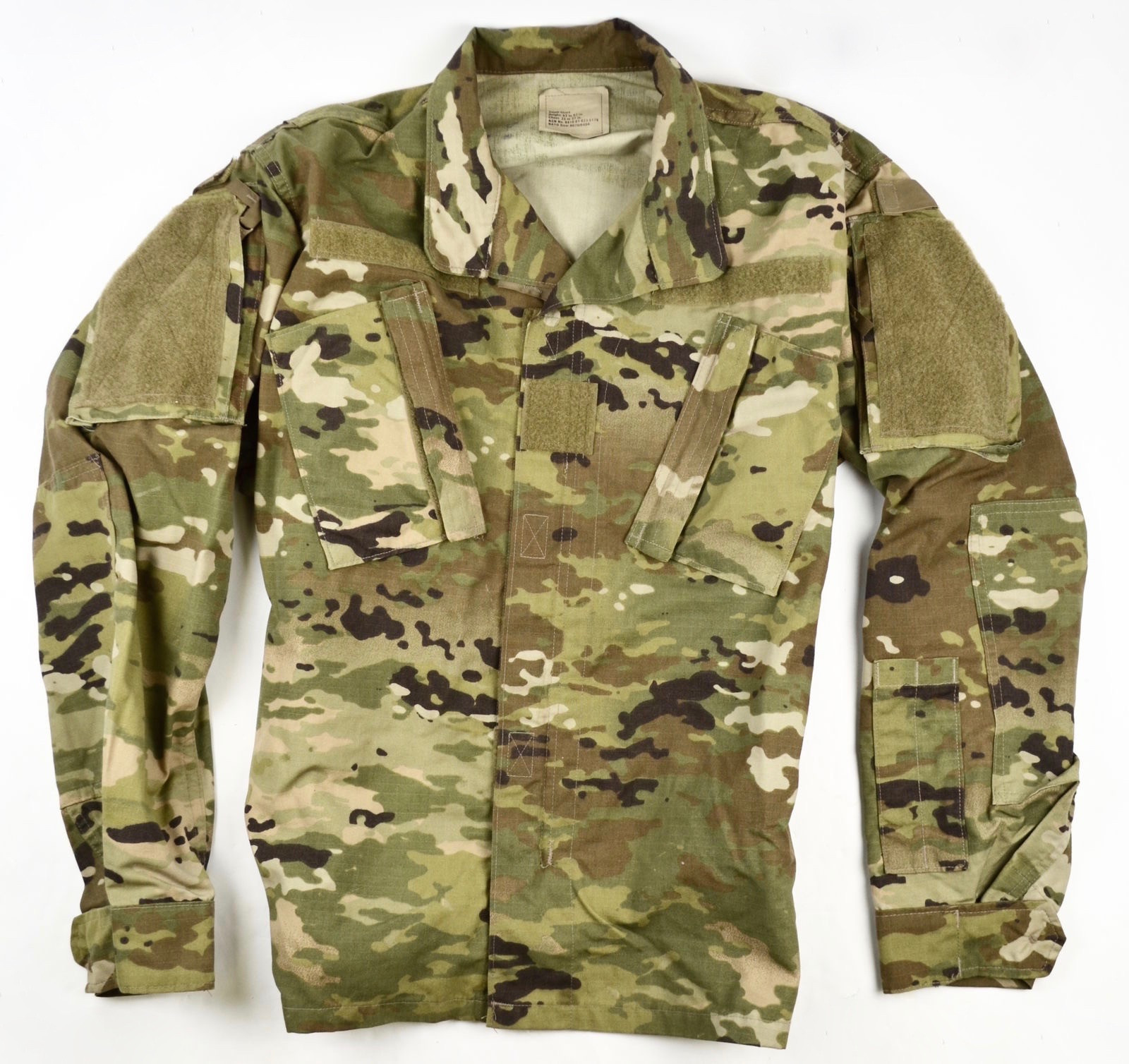 army usgi military uniform scorpion w2 ocp camo shirt pant mr medium