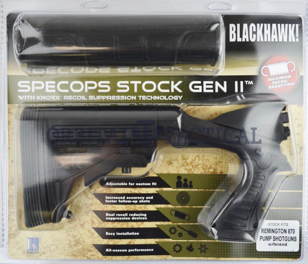 Blackhawk specops gen 2 stock