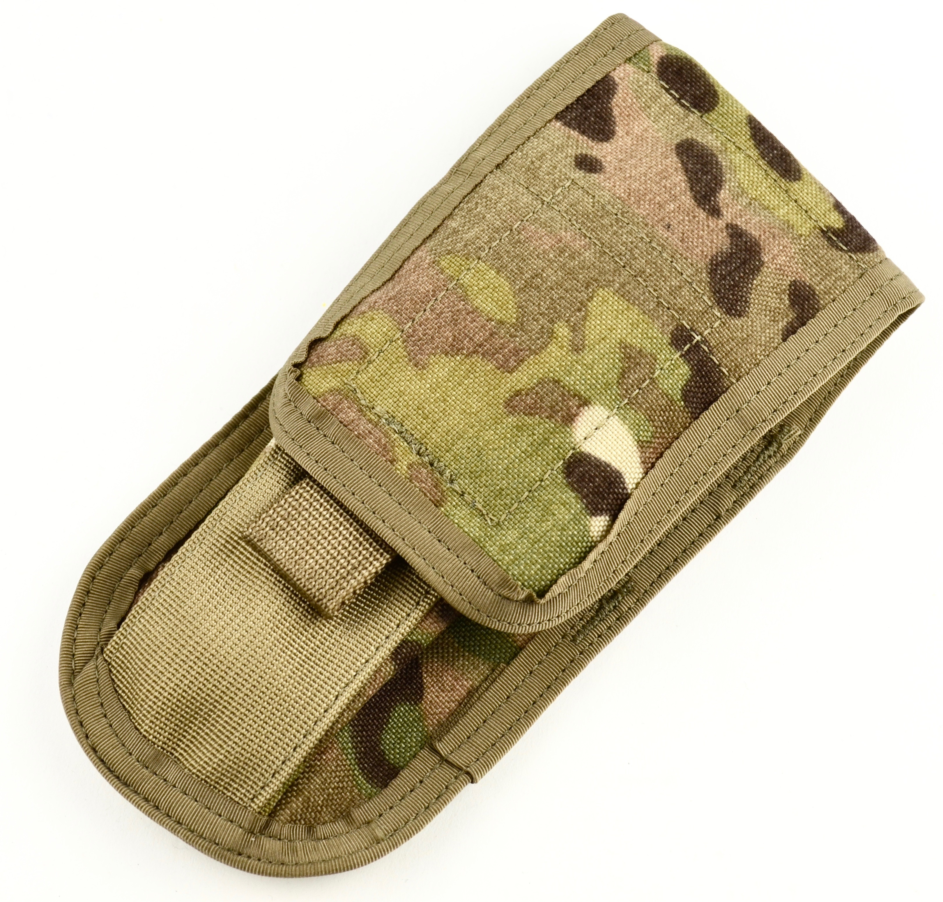 ARMY OCP MULTICAM TWO MAGAZINE POUCH MOLLE