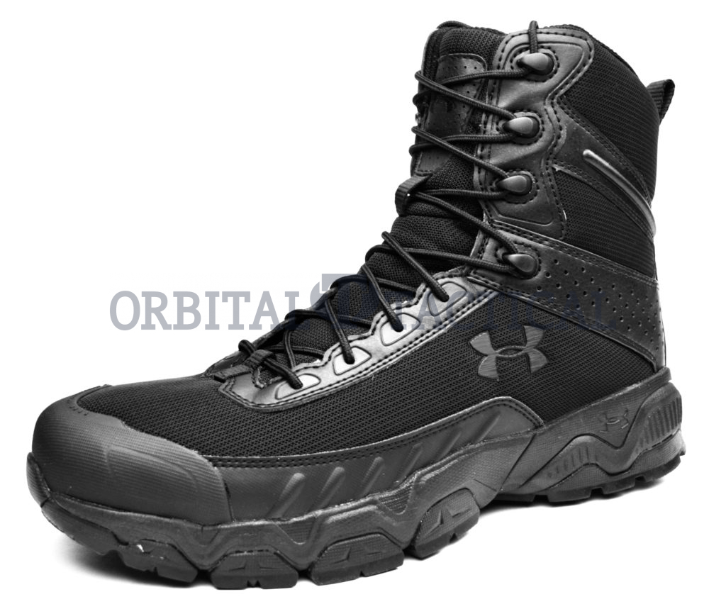 New Under Armour Ua Valsetz 2 0 Mens Tactical Boots Black